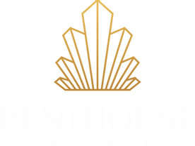 A logo for Penthouse cannabis seeds